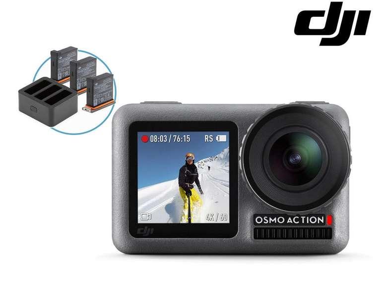 Osmo Action 4K Action-Kamera und Ladeset für 255,90€ inkl. Versand ( 375€)