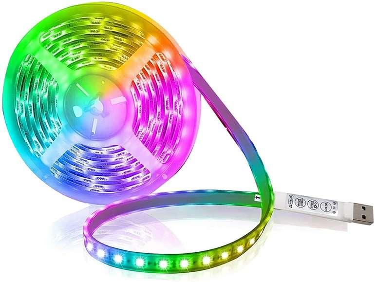 Vislone 1m RGB LED Streifen für 5,99€ inkl. Versand (statt 12€)