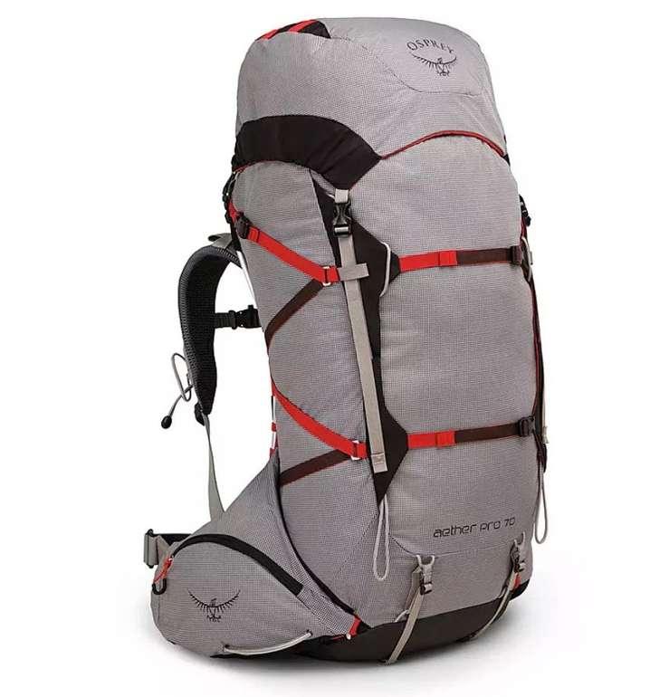 Osprey Aether Pro 70 Trekkingrucksack für 243,91€ inkl. Versand (statt 298€)