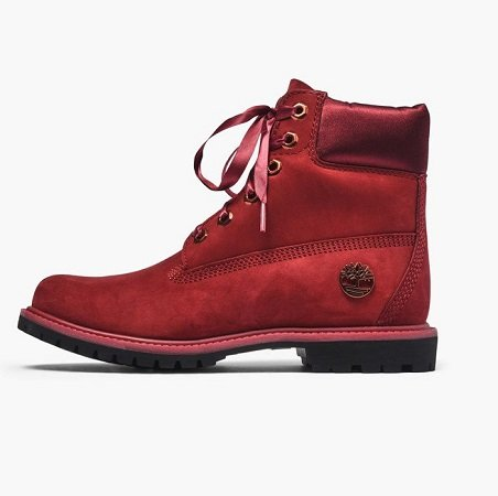 Timberland 6 Inch Boots reduziert, z.B. Premium W With Satin Collar ab 53,30€ inkl. VSK