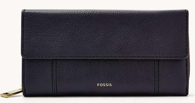 Fossil Damen Geldbörse Jori für 30,10€ inkl. Versand (statt 89€)