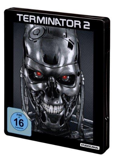Terminator 2 (Limited Steelbook) [Blu-ray] für 7,99€ bei Abholung