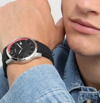 Guess GU152M007-Q11 MENS DRESS Herren Uhr für nur 54,90€ inkl. VSK (statt 114€)