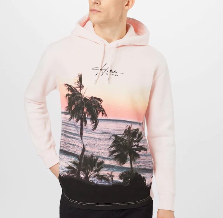 Hollister Hco. Guys Herren Sweatshirt für 17,90€ inkl. Versand (statt 34€)