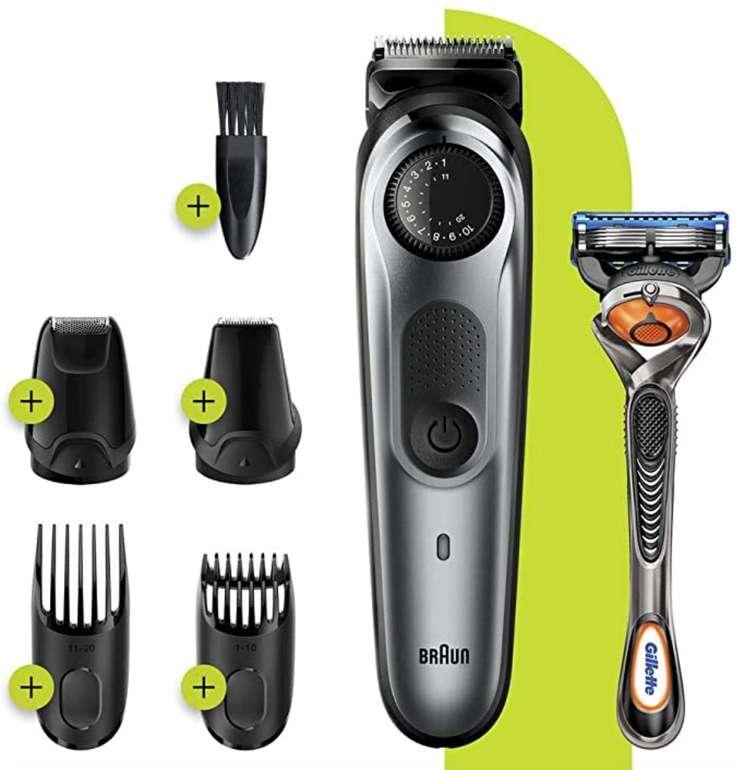 Braun BT7220 Barttschneider + Gillette Flexball für 31,64€ inkl. Versand (statt 47€)