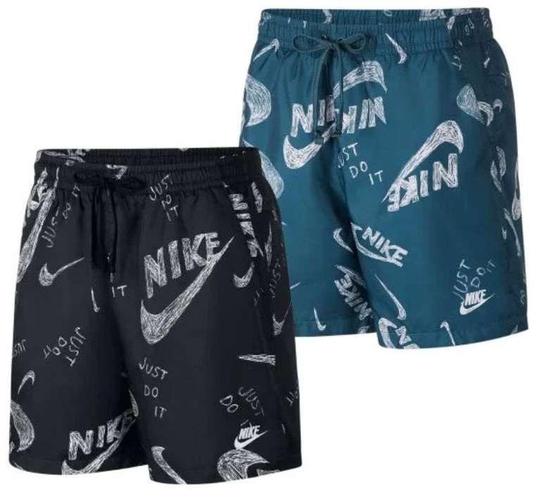 Nike Short Sportswear CE Flow AOP Badehosen für 29,99€ inkl. Versand (statt 40€)