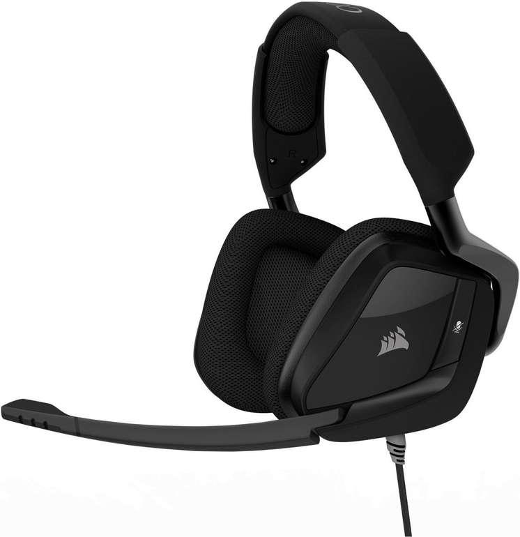 Corsair VOID Pro 7.1 Surround Headset in Schwarz für 66,89€ inkl. Versand (statt 78€)