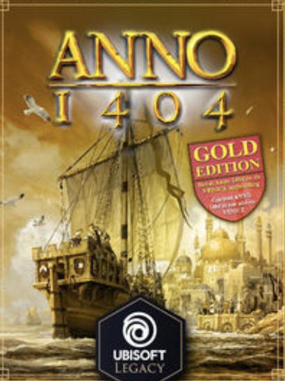 Anno 1404 Gold für PC für 3,75€ (Download)