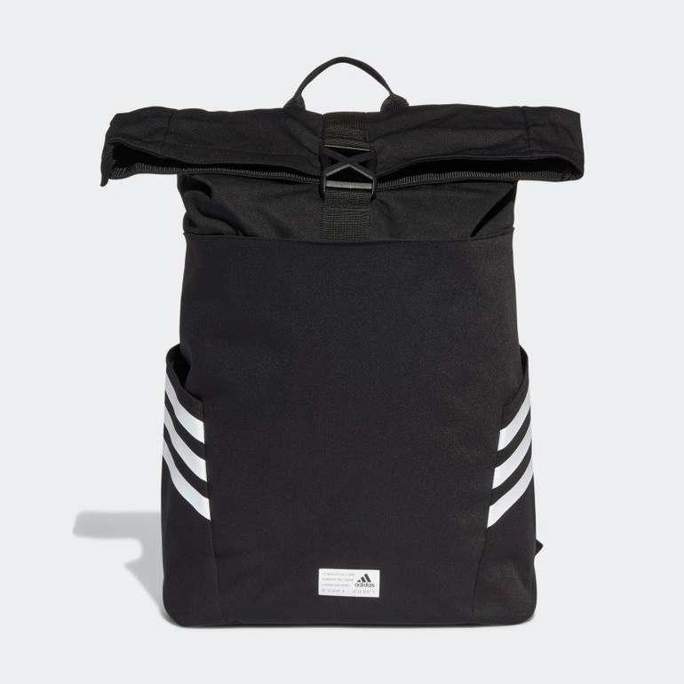 Adidas Classic Roll-Top Rucksack für 32€ inkl. Versand (statt 40€)
