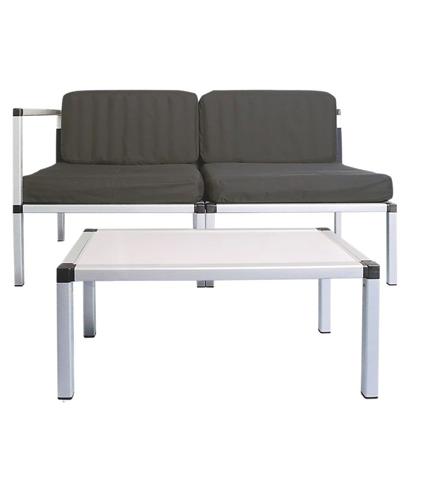 Faltbares Living & Garden Lounge Set für 89,99€ inkl. Versand (statt 144€)