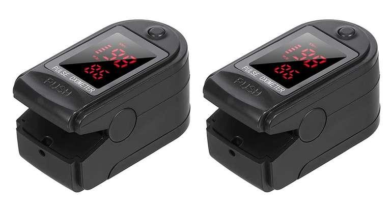 Anself: 2x Finger-Messgerät für 7,99€ inkl. Prime Versand (statt 40€)