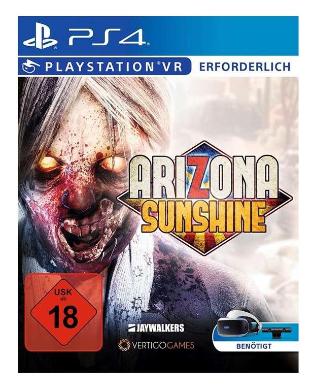 Arizona Sunshine für die Playstation 4 zu 16,50€ inklusive Versand (statt 34€)