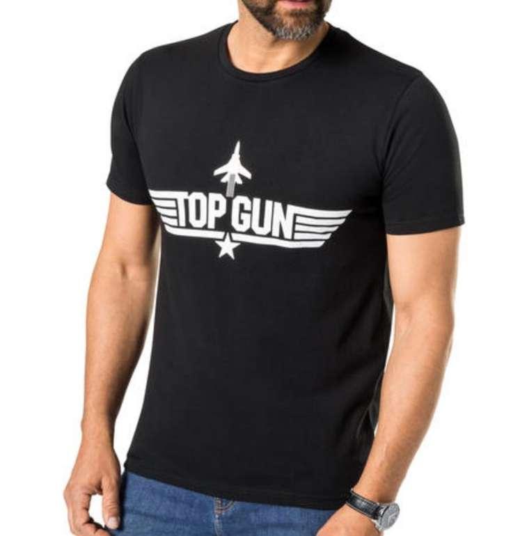 3er Pack Top Gun Herren T-Shirts für 39,99€ (statt 65€) + Gratis Nordcap Rucksack mit Kühlfach!