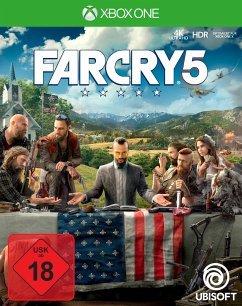 Far Cry 5 (Xbox One) für 17,99€ inkl. Versand (statt 23€)