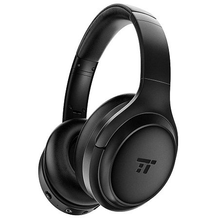 TaoTronics Active Noise Cancelling Bluetooth Kopfhörer (2019) für 39,99€
