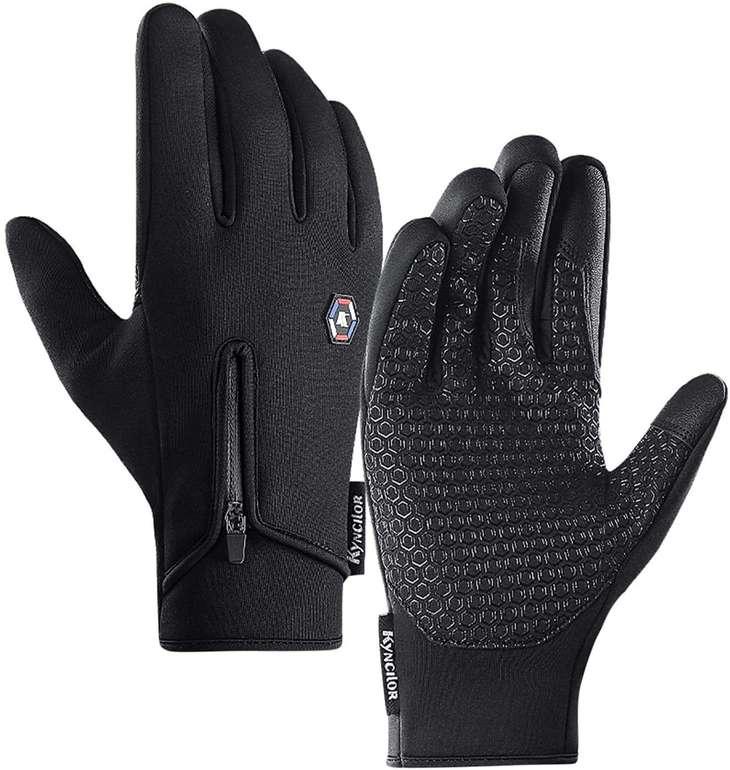 Lixada Handschuhe (Touchscreen, winddicht, wasserdicht) für 9,20€ inkl. Prime Versand (statt 23€)