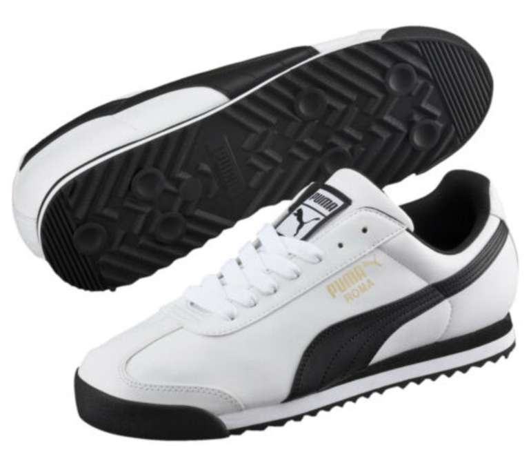 Puma Roma Basic Herren Sneaker für 27,96 inkl. Versand (statt 44€)