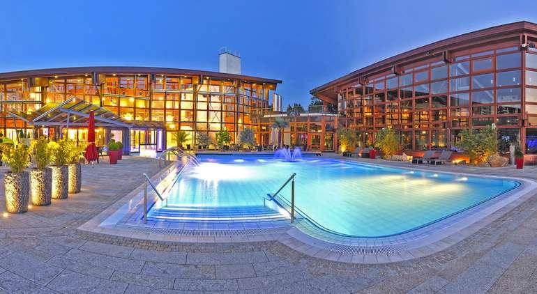 Bad Staffelstein: 2 ÜN im 4* Best Western Plus Kurhotel (Junior Suite, Frühstück, SPA) für 229€ p.P