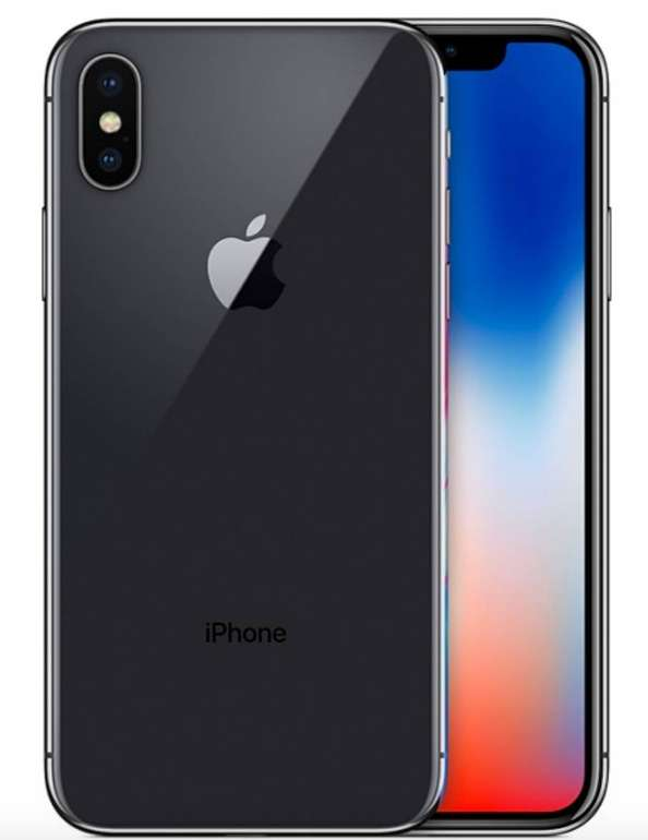 Apple iPhone X 64GB in Spacegrau für 767,99€ inkl. Versand (statt 828€)