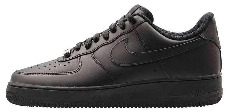 Nike Air Force 1 '07 Wmns Sneaker im All Black-Colourway für 54,90€ (statt 65€)