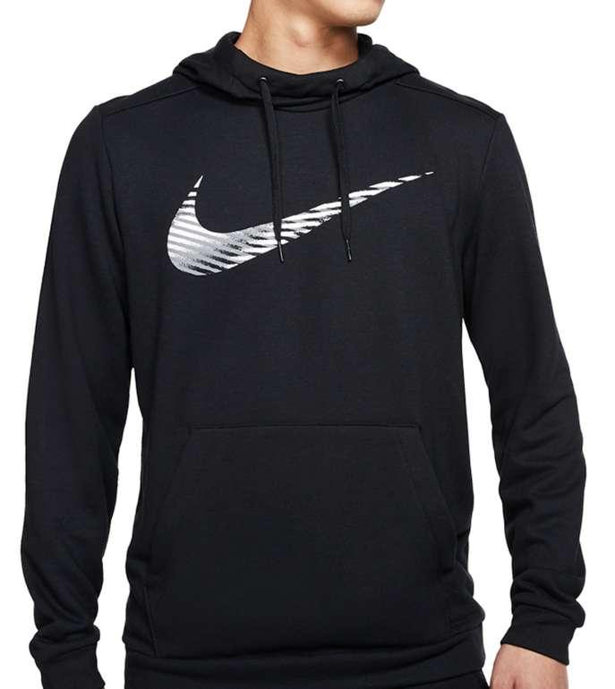 Nike Dry Training Hoodie in schwarz für 29,99€ inkl. Versand (statt 40€)