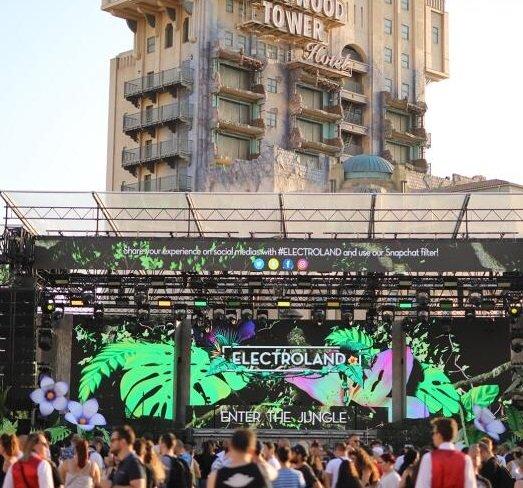 Electroland 2020 – Festival im Disneyland Paris mit vielen Stars + Hotel ab 139€ pro Person