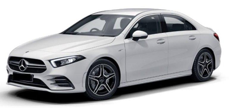 Mercedes A250 E DCT Hybrid Limousine für 159€ brutto mtl. im Privatleasing (LF: 0,36)
