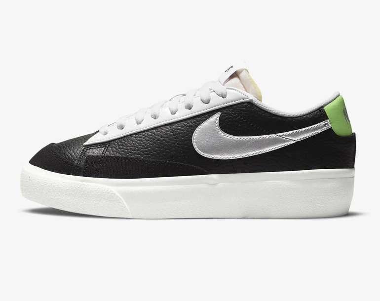 Nike Blazer Platform Damenschuh für 60,78€ inkl. Versand (statt 95€) - Nike Membership!