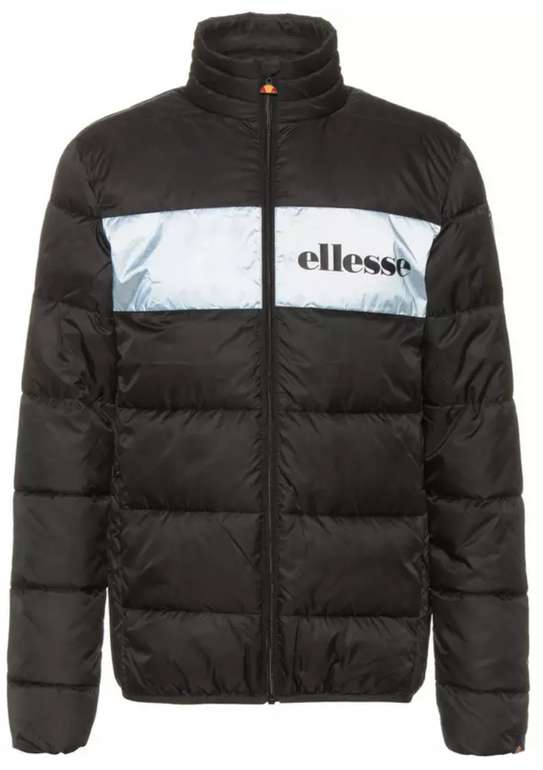 "Ellesse ""Illo"" Padded Herren Jacke in schwarz für 43,11€inkl. Versand (statt 72€)"
