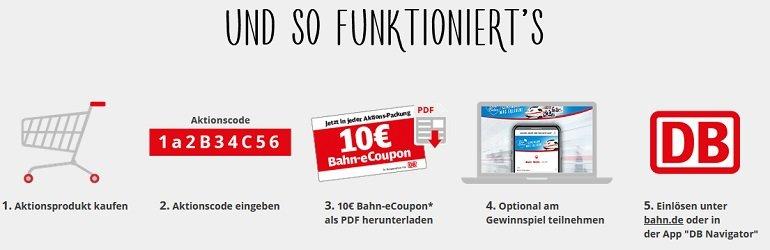 Deutsche Bahn Ferrero Rabatt 2