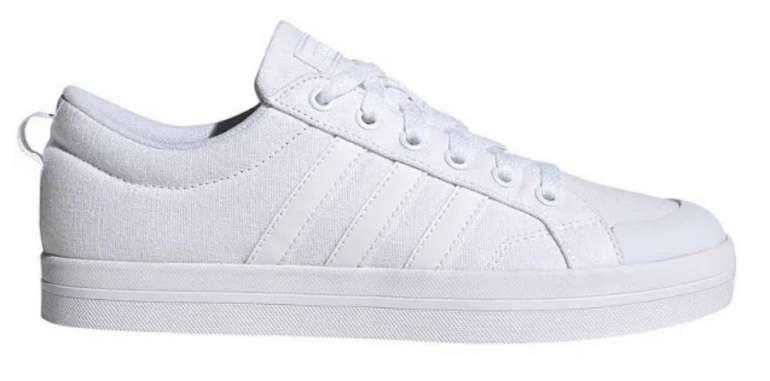 Adidas Bravada Sneaker in weiß für Frauen zu 31,94€ inkl. Versand (statt 42€)