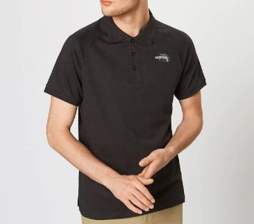 The North Face Herren Shirt Raglan J für 24,25€ inkl. VSK (statt 39€)