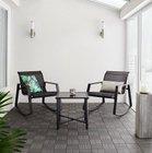 3-teiliges Gartenset Mandy (2 Stühle + Tisch) für nur 69,30€ inkl. Versand