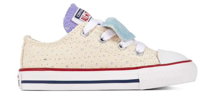 Chuck Taylor All Star Double Tongue Kinder Sneaker für 19,49€ (statt 31€)