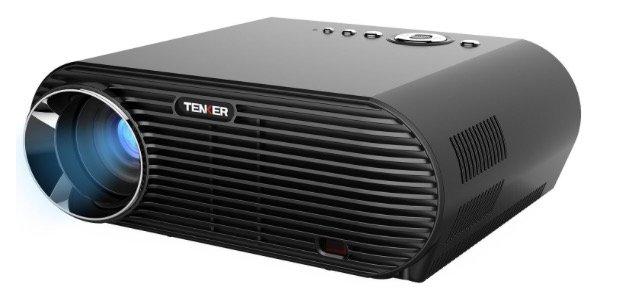 Tenker GP90 LCD Beamer (3200 Lumen, 1280x800) für 119,99€ (statt 170€)