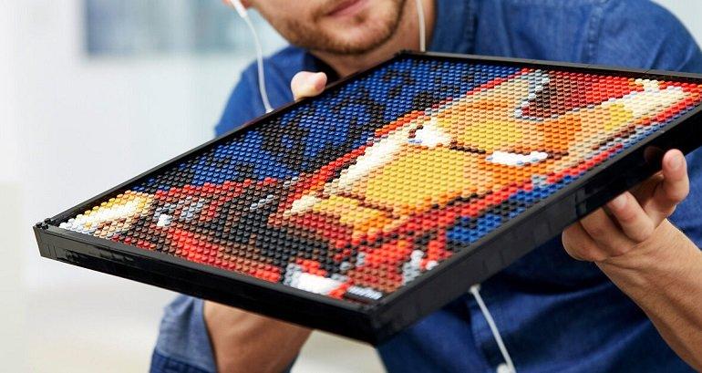 LEGO Art 31199 - Marvel Studios Iron Man 2