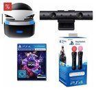 PlayStation VR Brille + VR Worlds + PS4 Kamera + Move Twin Pack ab 384,99€