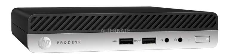 HP Prodesk 400 G3 Mini PC (i3, 128GB SSD) ab 224,99€ inkl. VSK (statt 305€)