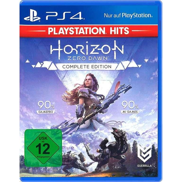 Horizon Zero Dawn (Playstation 4) für 8,99€ (statt 13€)