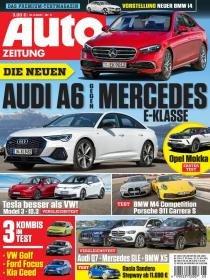 Auto Zeitung im Jahresabo für 92,50€ + z.B. 80€ Bestchoice Gutschein