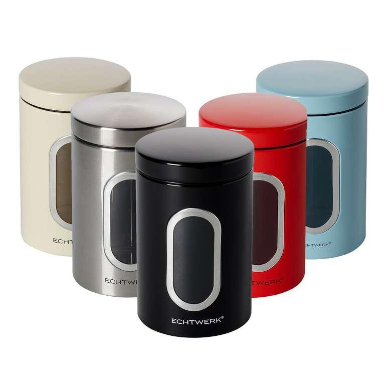 Echtwerk Vorrats- und Frischhaltedosen für je 9,99€ inkl. Versand (statt 13€)