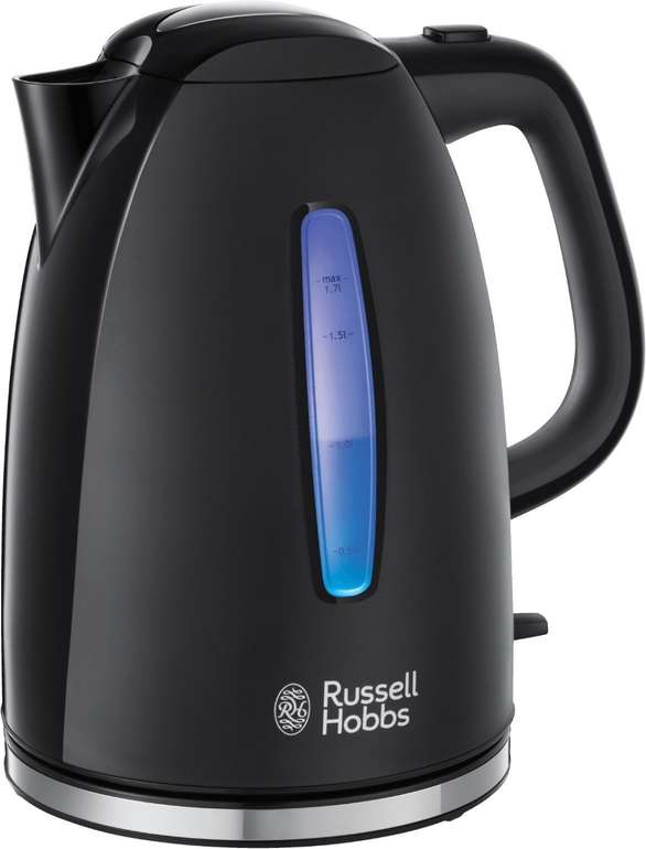 Russell Hobbs Textures Plus mit 1,7 Liter Wasserkocher (22591-70) für 19,99€ inkl. Prime Versand (statt 26€)
