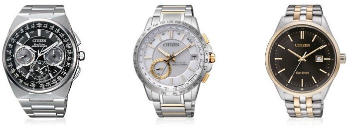 Citizen Damen- & Herrenuhren im Sale Veepee 2