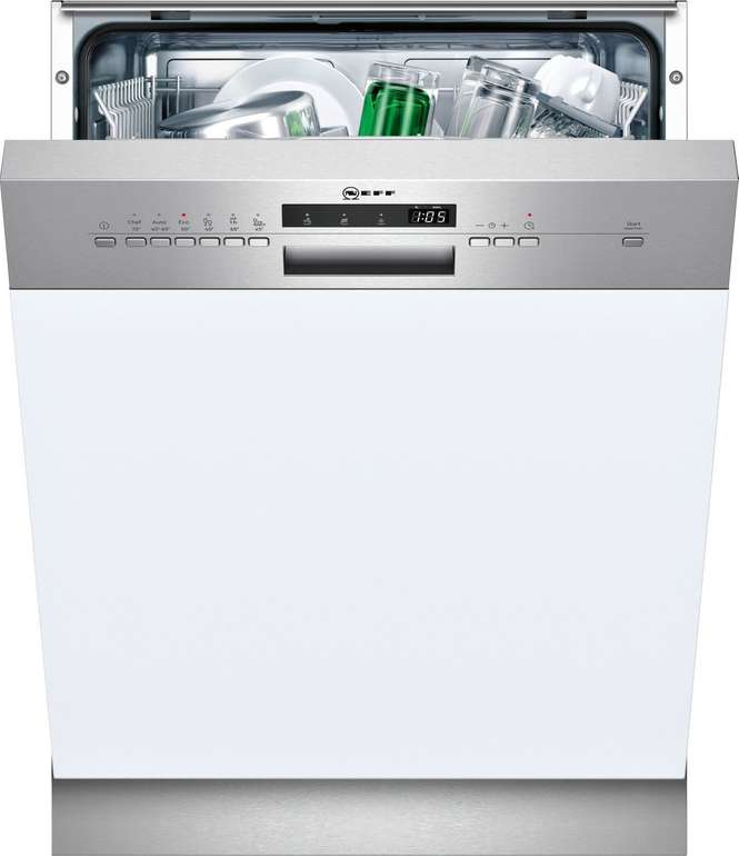 Fehler? NEFF S413A60S0E teilintegrierbarer Geschirrspüler für 68,95€ inkl. Versand (statt 367€)