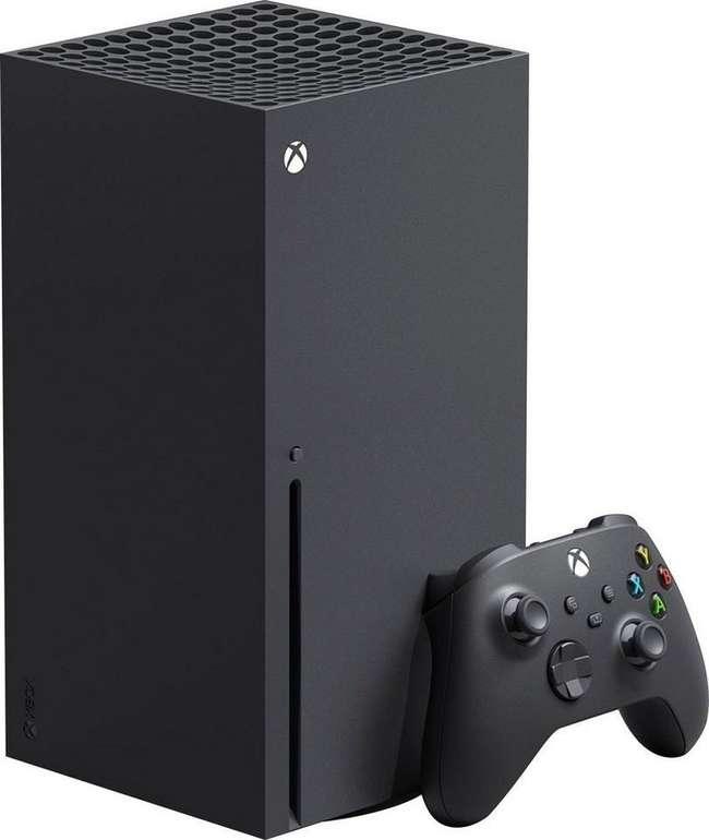 Microsoft Xbox Series X 1TB für 499,99€ inkl. Versand