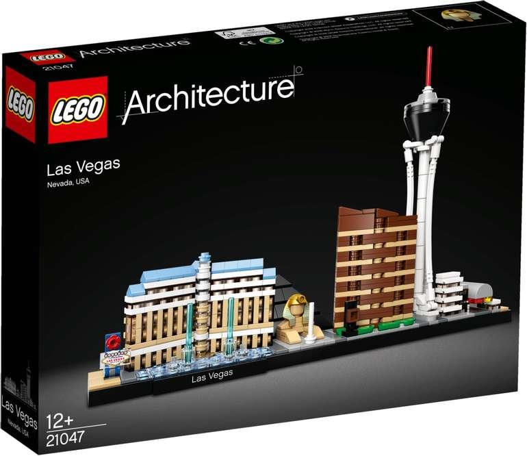 LEGO Architecture 21047 - Las Vegas für 39,09€ (statt 52€)