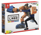 Saturn Entertainment Weekend Deals, z.B. Nintendo Labo - 02 Robo Set für 25€