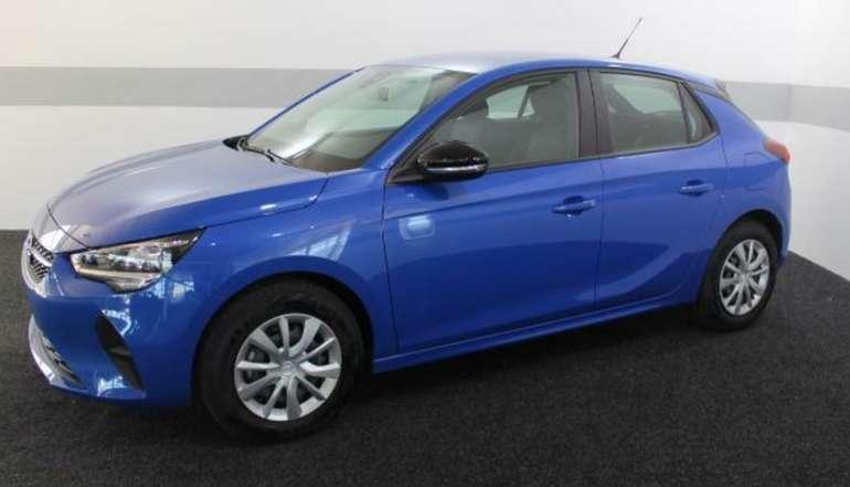Privatleasing: Opel Corsa 1.2 Klima PDC mit 75 PS für 89€mtl. (LF: 0.5, Überführung: 995€)