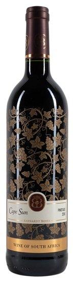 Südafrikanische Weine mit 50% Extra-Rabatt – z.B. 6 Flaschen Carrol Boyes Cape Sun Pinotage 2016 für 36,60€