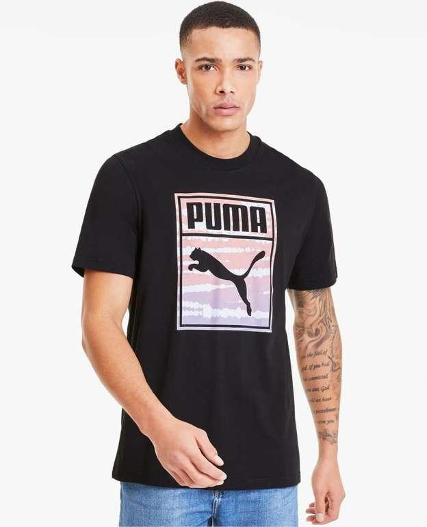 Puma Tie Dye Graphic Herren T-Shirt in 4 Varianten für je 12,55€ inkl. Versand (statt 28€)